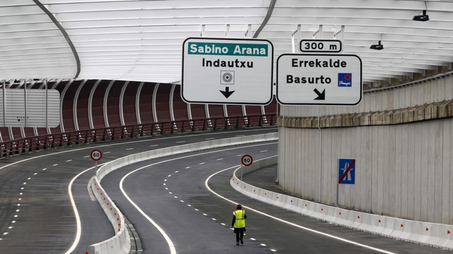Nuevos accesos a Bilbao.