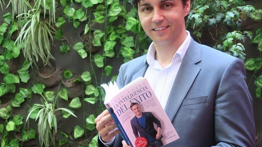 El emprendedor español Anxo Pérez lleva a Argentina sus 88 claves del éxito