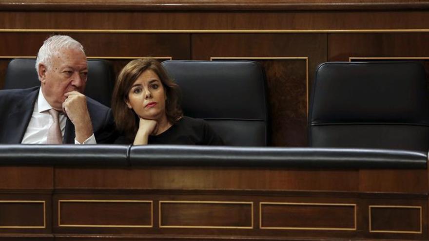 """Margallo cree que la dimisión de Mato es """"un gesto que le honra"""""""