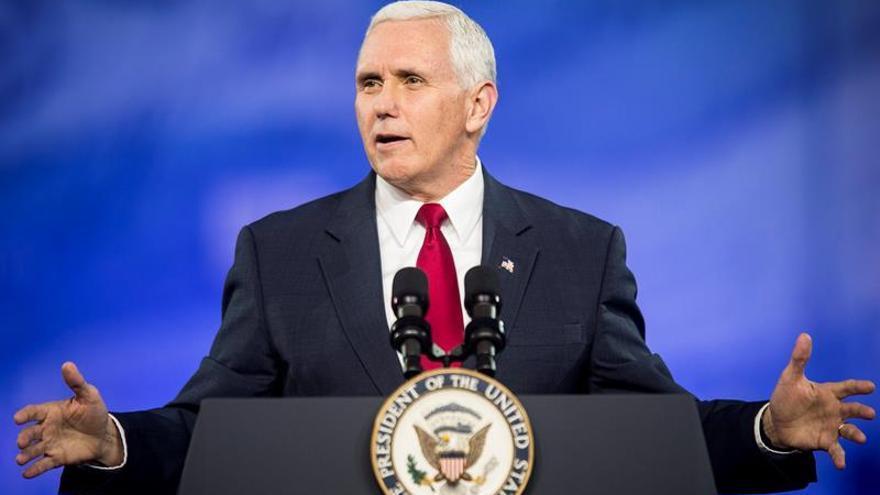 El vicepresidente de EE.UU. viaja a Colombia en su primera gira latinoamericana