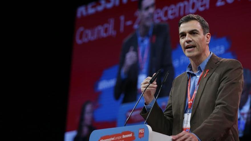 Pedro Sánchez aboga por un pacto por la ciencia que garantice la financiación en I+D+i