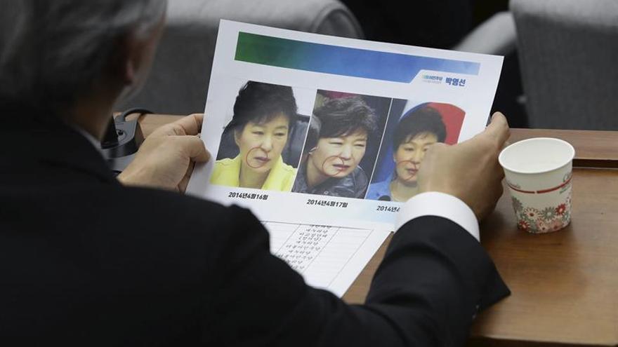 Los investigadores quieren registrar la Casa presidencial de Corea del Sur