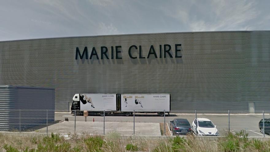 Las instalaciones de Marie Claire
