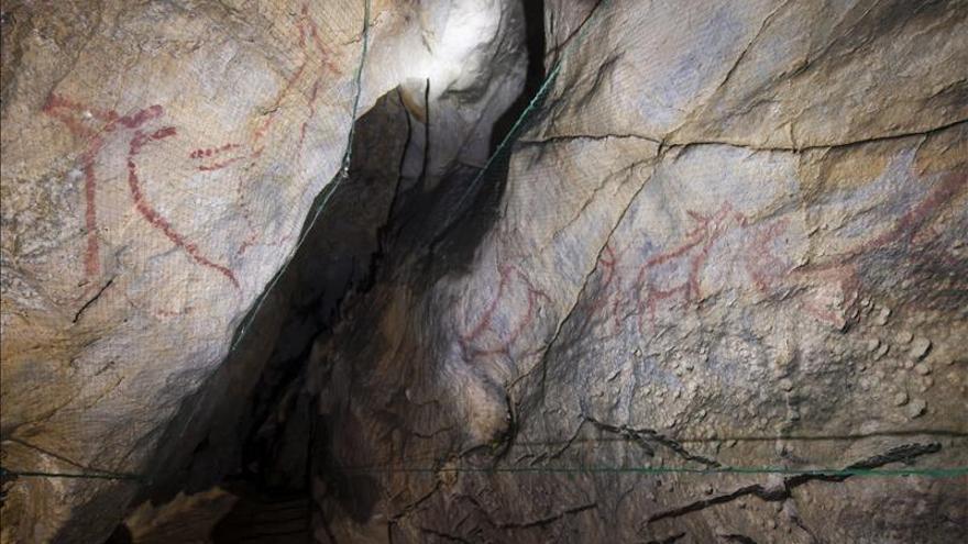 """Covalanas, la cueva cántabra que muestra una """"escuela"""" del arte de hace miles de años"""