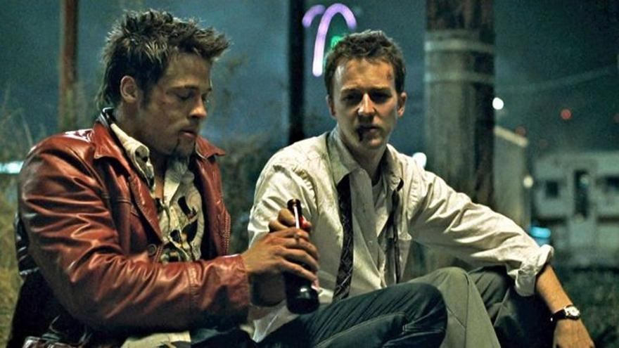 Imagen de 'El club de la lucha', dirigida por David Fincher