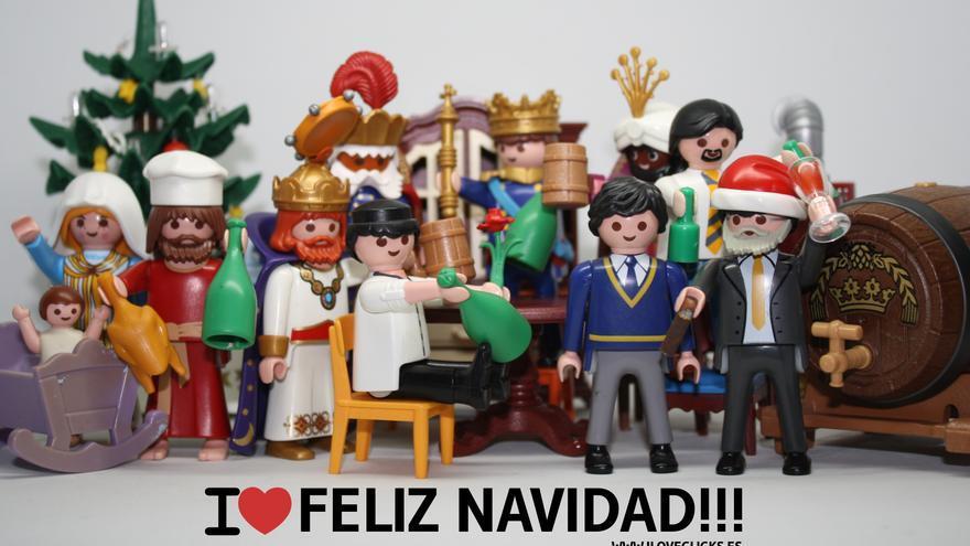 I love Feliz Navidad