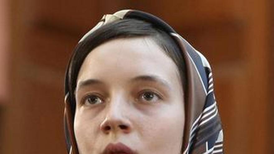 Clotilde Reiss, estudiante de Francia detenida en Irán
