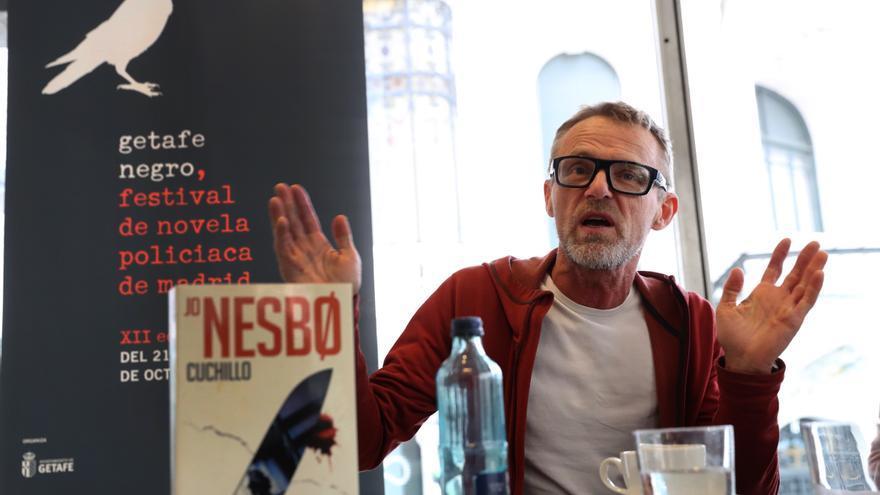 Benjamin Black, Jo Nesbo y Javier Castillo en el festival virtual de novela negra