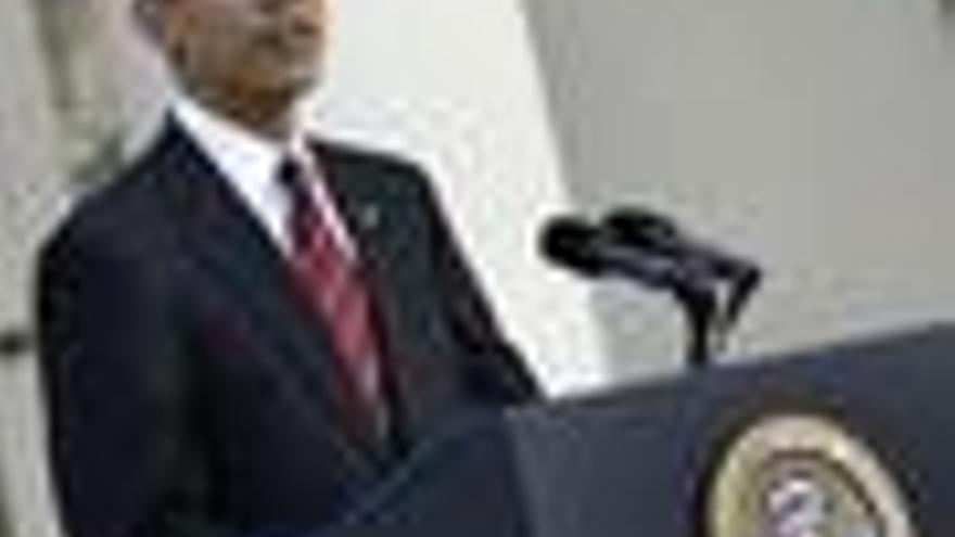 """Obama pide al Senado que apruebe la """"histórica"""" reforma sanitaria"""