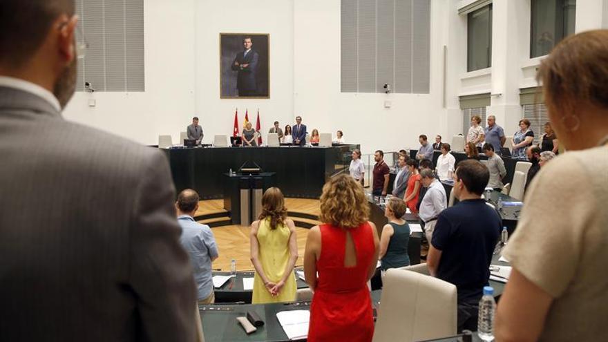 El Ayuntamiento de Madrid condena los atentados en Alemania y en Francia