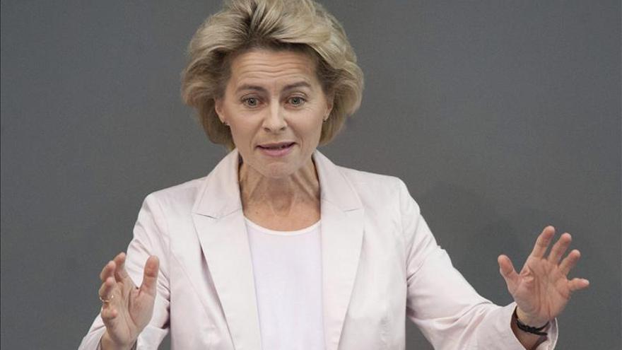 """La inmigración cualificada es para Alemania """"un golpe de suerte"""", según la ministra de Trabajo"""