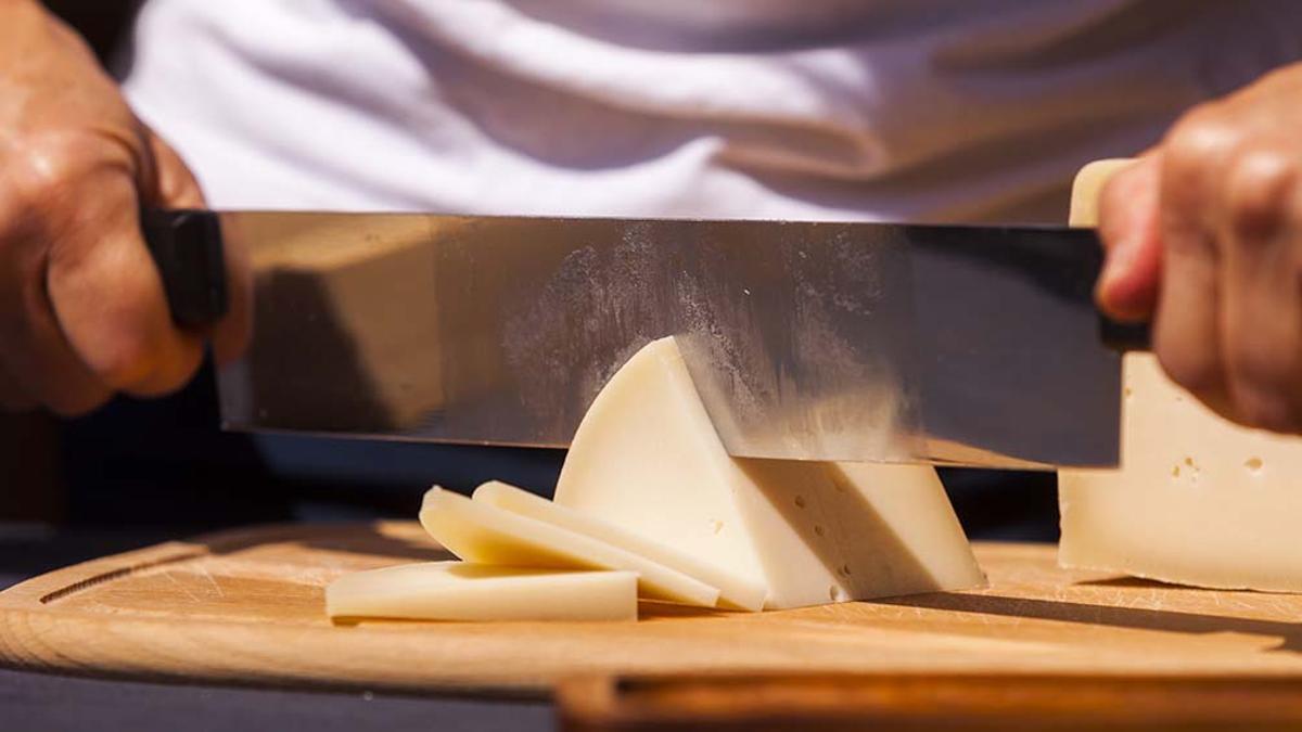 El queso, siempre presente en la gastronomía vasca.