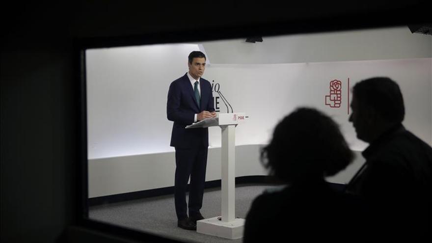"""Sánchez apoya al Gobierno ante la moción que """"traiciona"""" a la mayoría de los catalanes"""