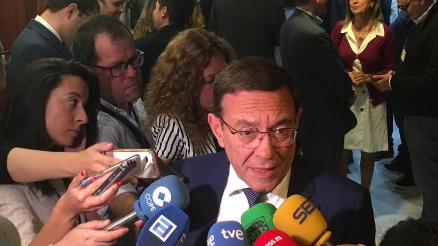 Juan Vázquez, candidato de Cs a la Presidencia de Asturias se suma a las dimisiones de Roldán y Javier Nart