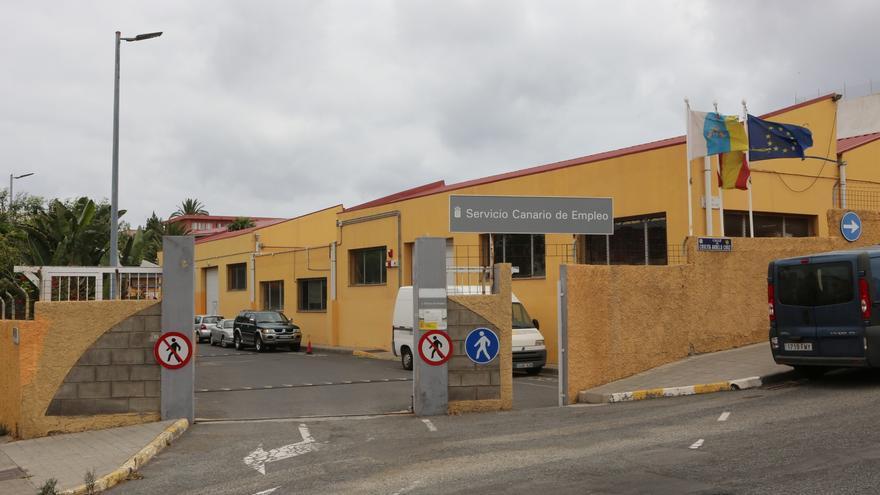 Servicios Centrales del Servicio Canario de Empleo en Gran Canaria