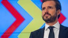 """Casado recalca que mayo recoge las """"peores cifras"""" de paro desde 2009 cuando el PSOE de Zapatero causó """"otra recesión"""""""