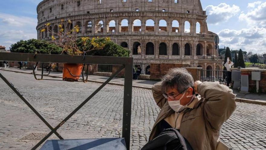 El miedo al coronavirus estalla en las cárceles de Italia y hunde la Bolsa