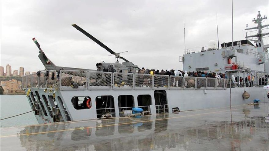Ahogados en el mar cinco tunecinos que trataban de llegar a Lampedusa