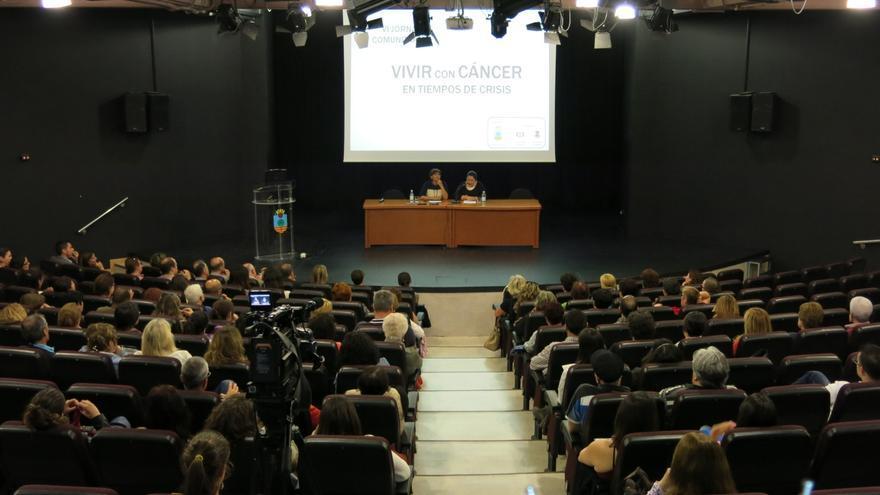 Jornadas Comunitarias 'Vivir con Cáncer'.
