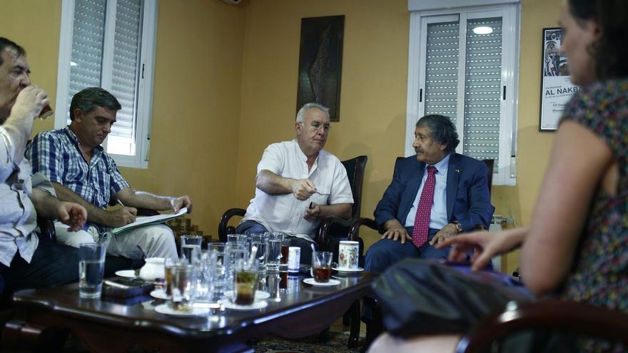 IU reclamará por carta a Rajoy que promueva el reconocimiento del Estado de Palestina y que funde un embajada en España