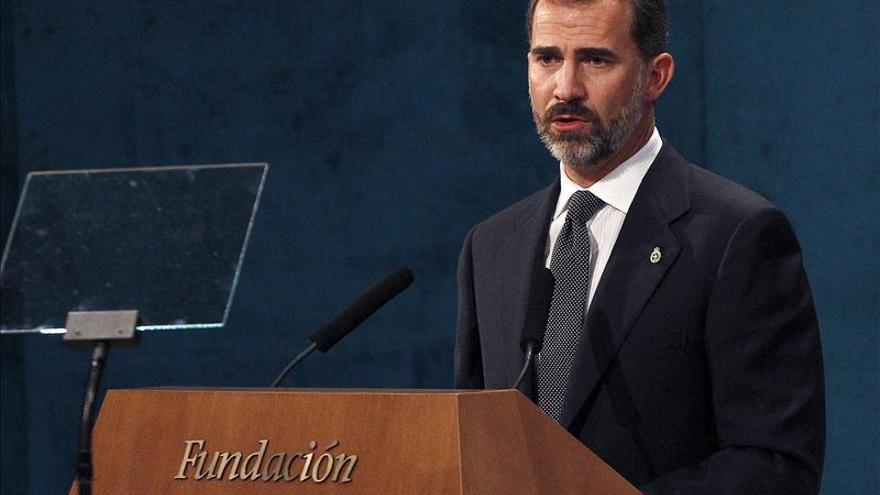 El Príncipe recibirá la medalla de la Policía Municipal de Madrid
