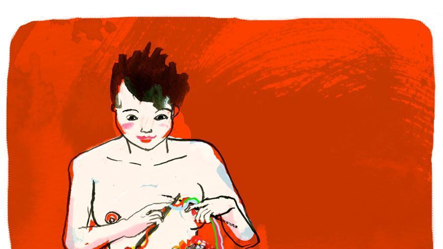 Estamos tan enamoradas de esta ilustración de Núria Frago...