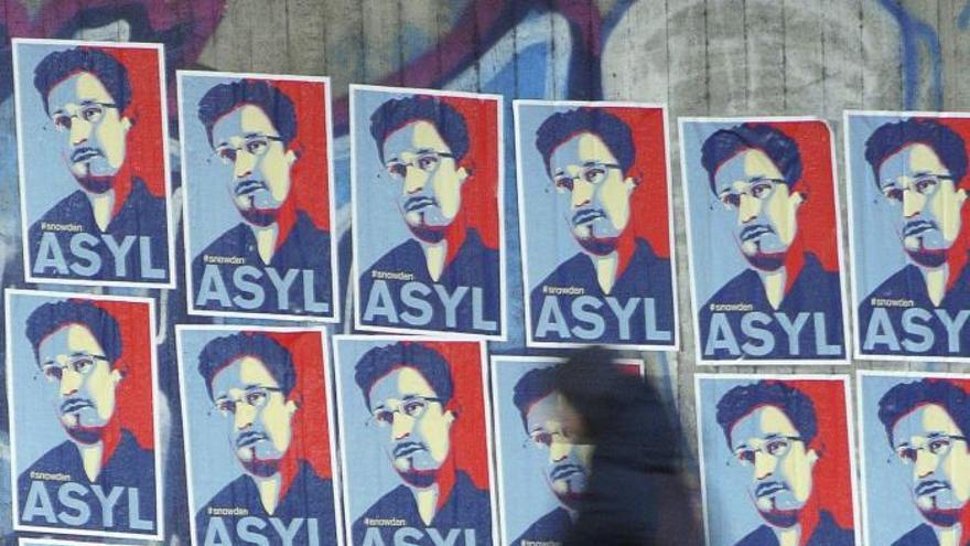 Snowden teme por su vida tras recibir amenazas, según su abogado