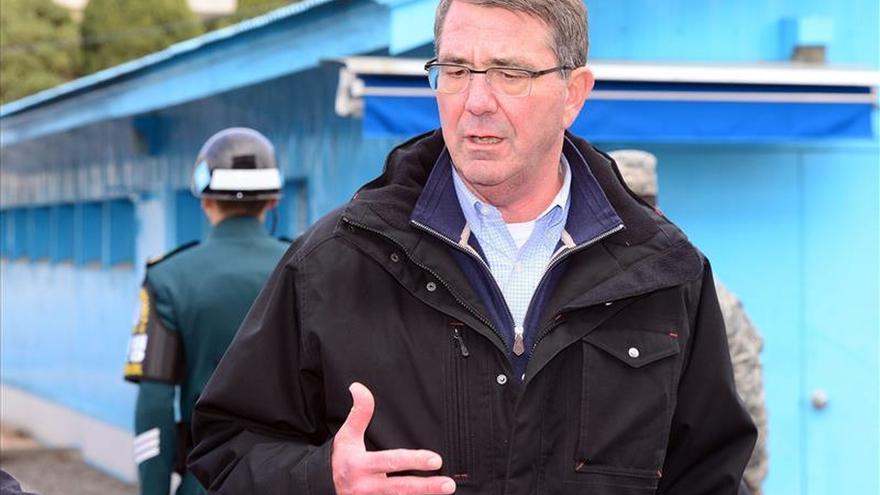 El jefe del Pentágono llega a Irak en una visita sorpresa