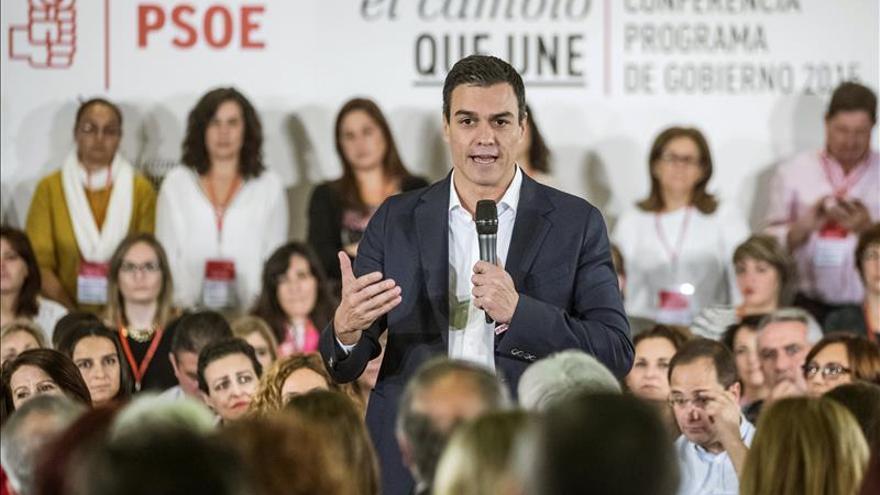 El PSOE se compromete a revisar los costes de despido pero no de inmediato