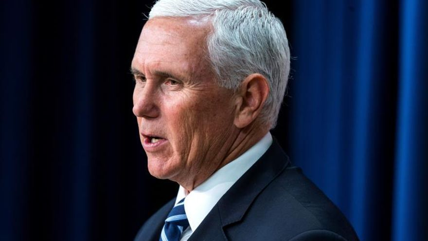 U.S. Vice President congratulates the New York Police for their work
