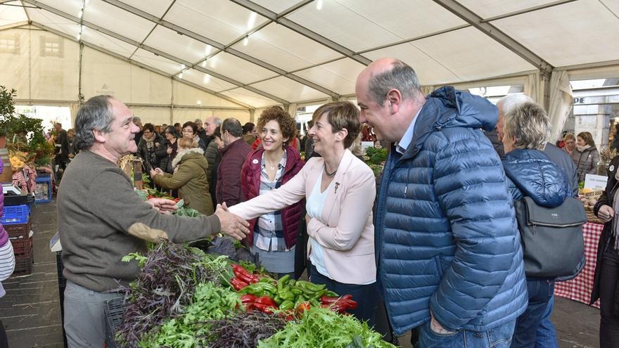 Gobierno Vasco destinará 9 millones en ayudas para la transformación y comercialización de productos agrarios en 2018