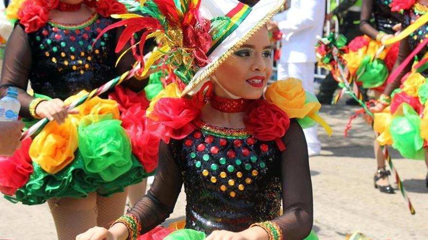 Carnaval de los Niños en Barranquilla