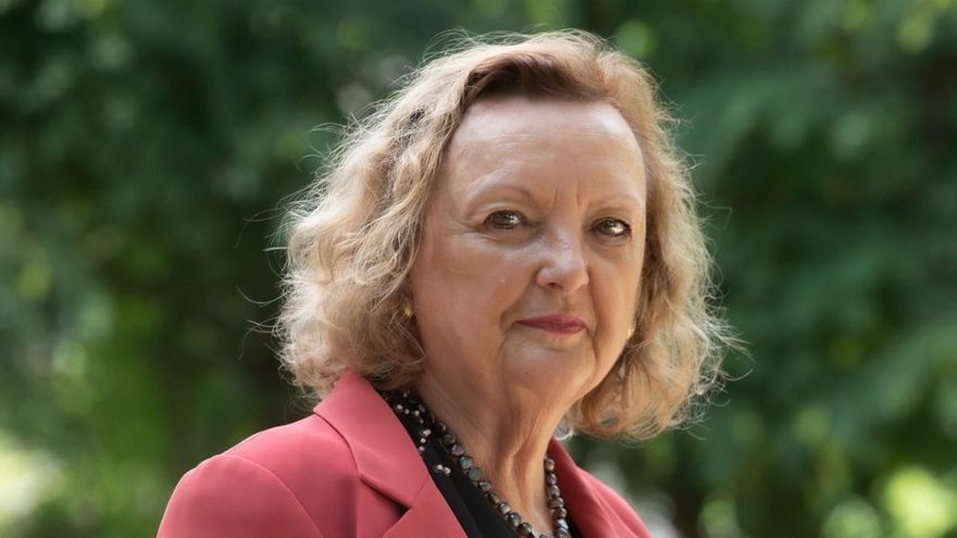 La doctora Carme Valls, experta en endocrinología.