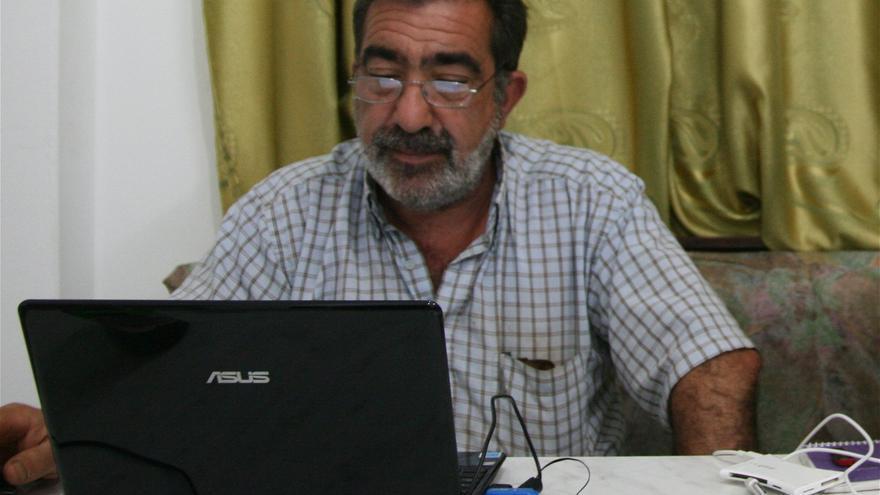 El arqueólogo y profesor universitario Ángel Armendáriz.