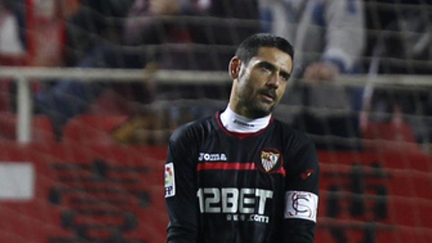 El Almería deja en coma al Sevilla