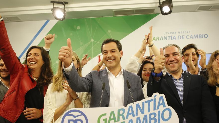 """PP resalta hundimiento de PSOE andaluz y ve los resultados como la """"antesala"""" de lo que ocurrirá en España y C-LM"""