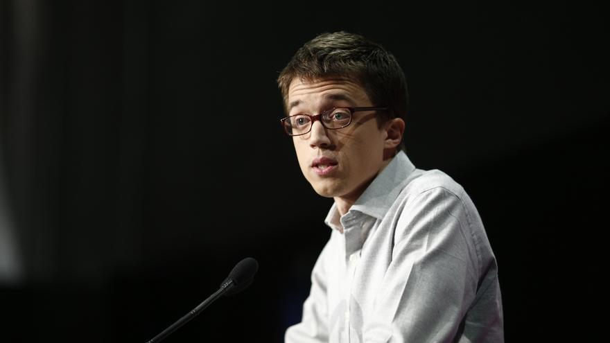 Errejón dice que el referéndum catalán habrá que negociarlo para que tenga garantías y se vea como legítimo