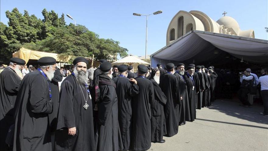 El papa refrenda la elección de Ibrahim Sidrak como Patriarca Iglesia Copta