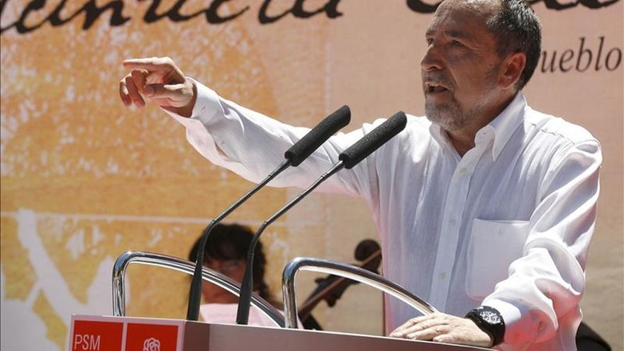 """Barranco afirma que quiere dejar de ser """"el último alcalde socialista de Madrid"""""""