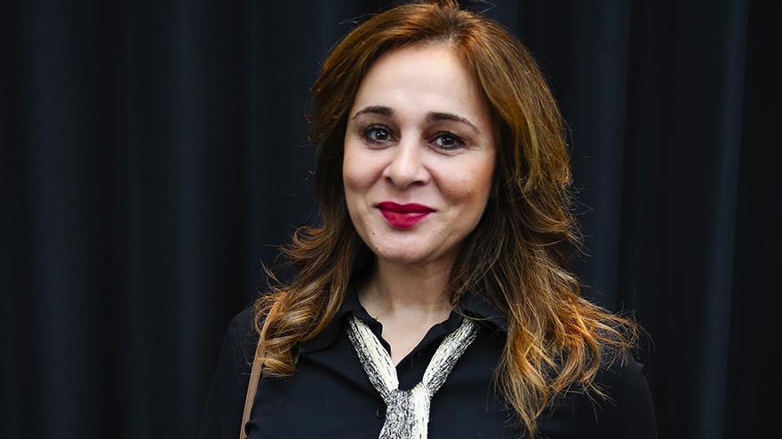 Ana María Aldón, en una imagen de archivo