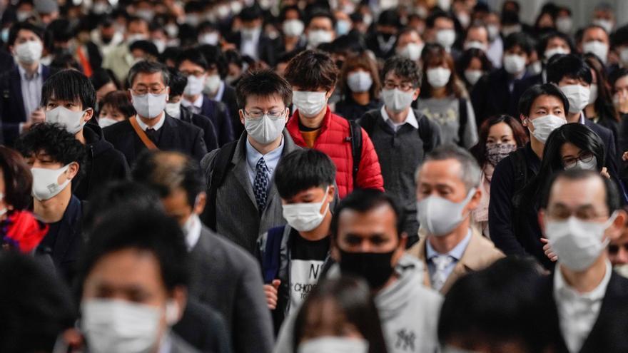 Japón supera los 200.000 casos acumulados de coronavirus, con 2.930 muertes