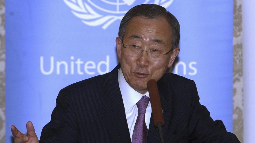 Ban Ki-Moon pide al turismo mundial implicación contra el cambio climático