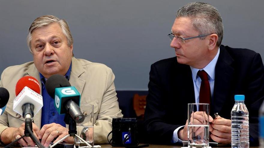 Partido de López anuncia viaje a Caracas españoles Ruiz Gallardón y Cremades