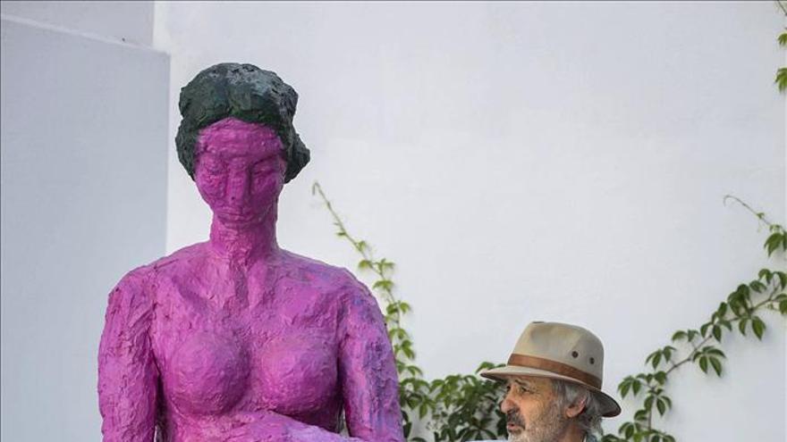 """Jorge Rando abre su museo como """"sala de estar"""" consagrada al expresionismo"""