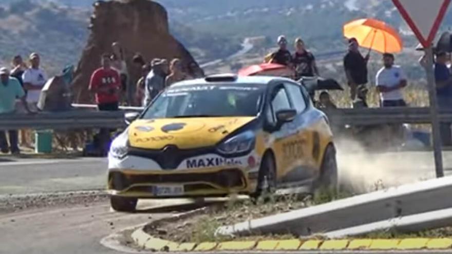 Imagen de la anterior edición del Rally Crono Villa de Espiel.