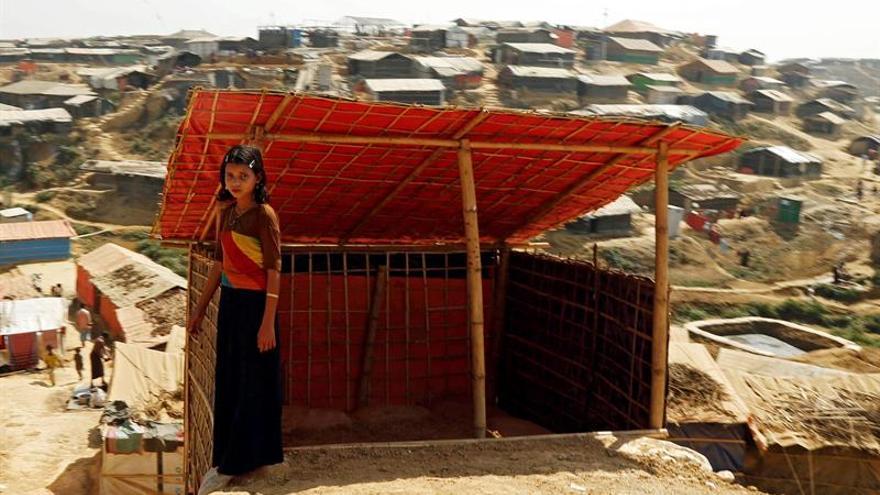 Tras seis meses de crisis, los rohinyás languidecen en Bangladesh