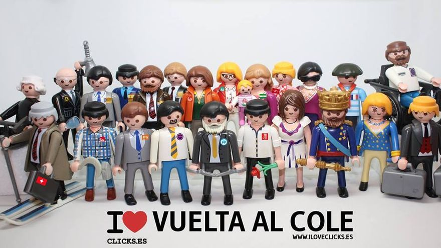 I love 'vuelta al cole'