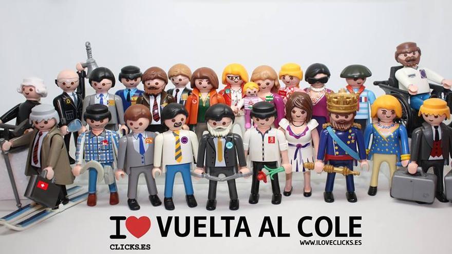 I love 'vuelta al cole'