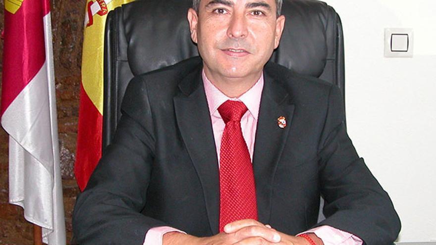 Siro Ramiro, alcalde de Almadén