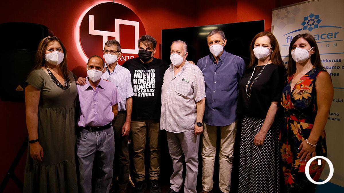 Fundación Hogar Renacer presenta el videoclip del cantante y compositor Queco, Paco Montalvo, Lya y otros artistas